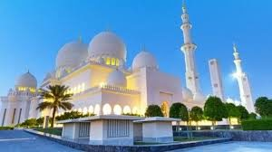 Abu Dhabi Sheikh Grand Mosque