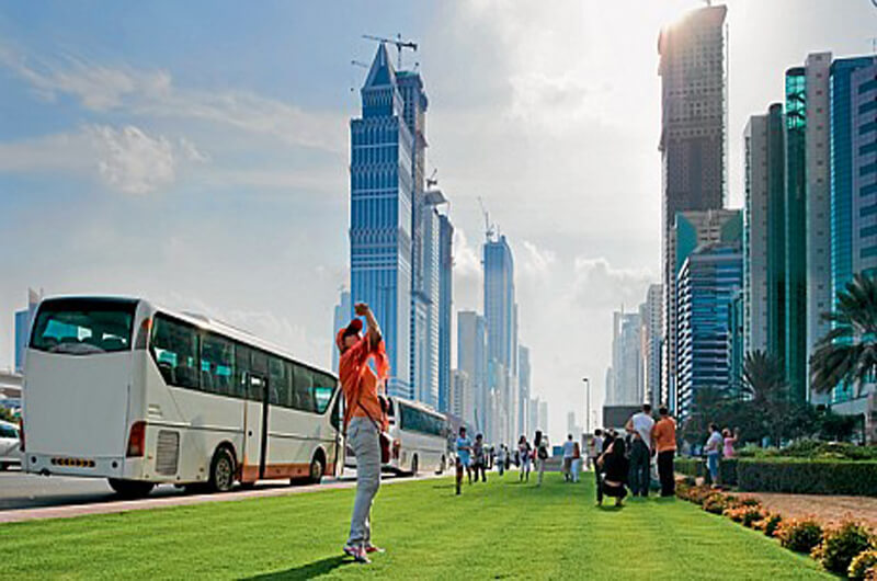 Dubai City Tour Image