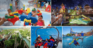 Most Beautiful Theme Parks in Dubai