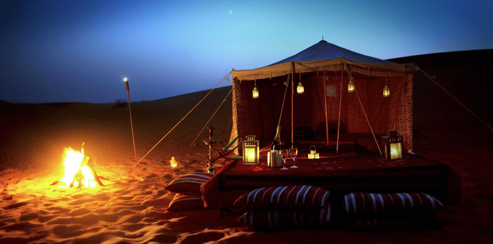 Desert Safari Overnight Stay