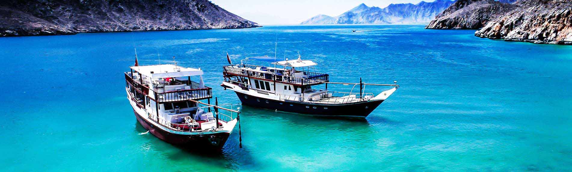 Musandam Dibba Tour in Oman