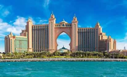 Atlantis The Palm Creek with Dubai Desert Ride which is Best Tour Company in Dubai