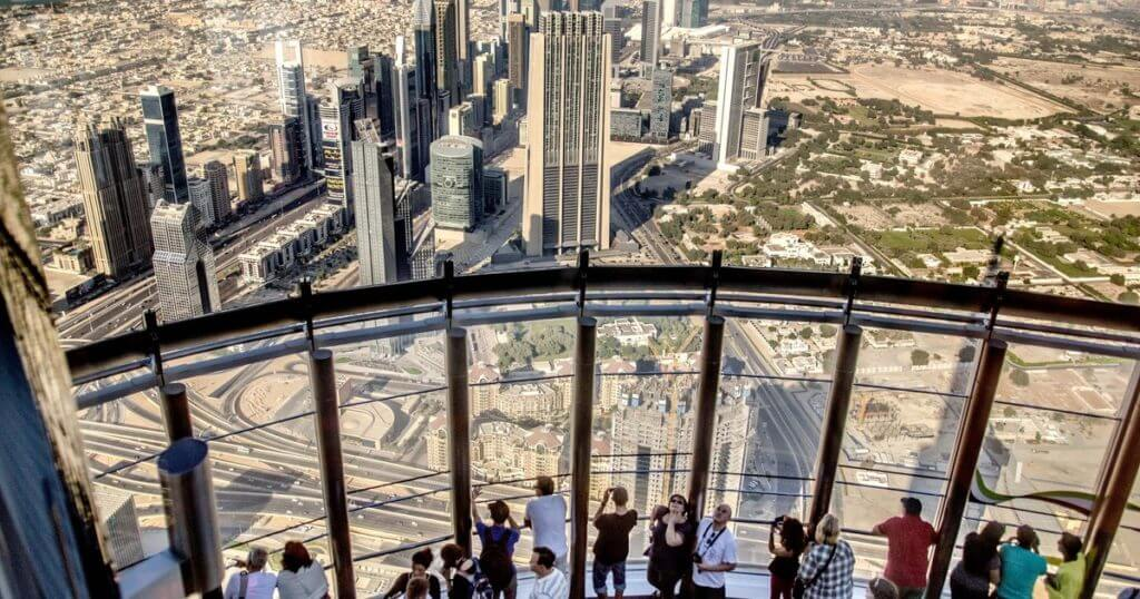 Burj Khalifa Tour with Dubai Desert Ride which is Best Tour Company in Dubai