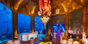 Atlantis The Palm Reception View