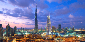 Burj Khalifa with Dubai Desert Ride in Dubai City Tour Deals & Packages