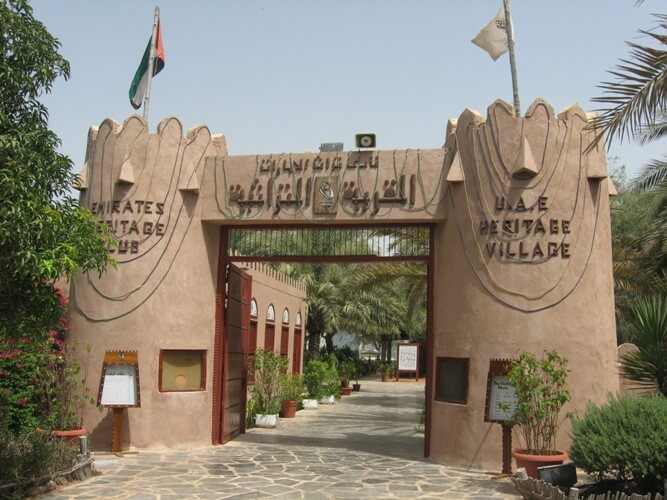 Abu Dhabi Heritage Village with Dubai Desert Ride which is Best Tour Company in Dubai
