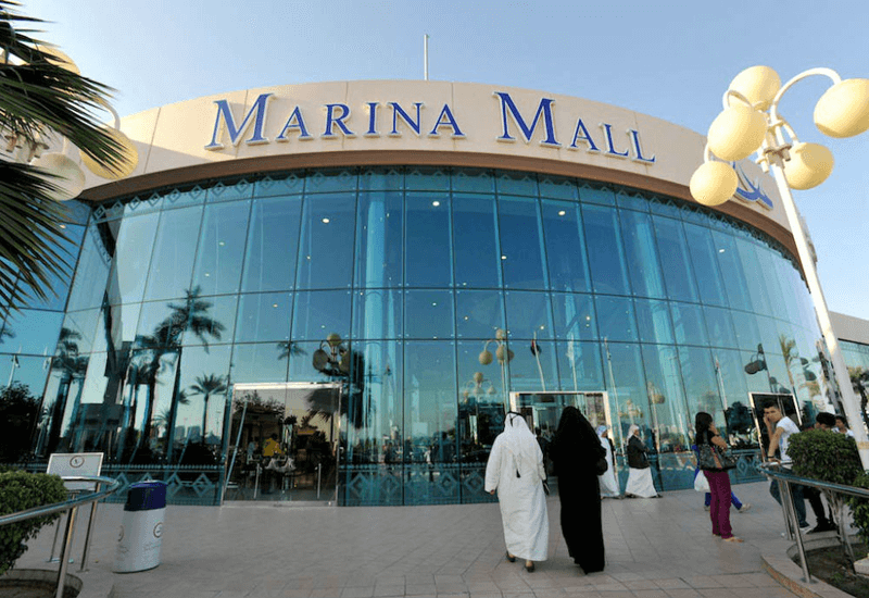 Abu Dhabi Marina Mall with Dubai Desert Ride which is Best Tour Company in Dubai