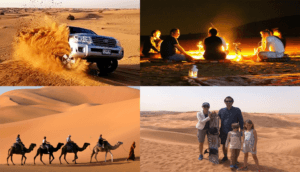 Private Desert Safari Booking